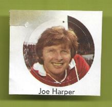 Aberdeen Joe Harper (VB)